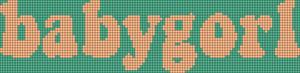 Alpha pattern #37094 variation #39035