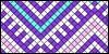 Normal pattern #37101 variation #39075