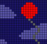 Alpha pattern #37077 variation #39216