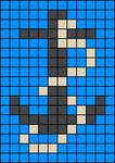 Alpha pattern #37195 variation #39223