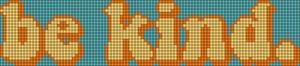 Alpha pattern #31422 variation #39227