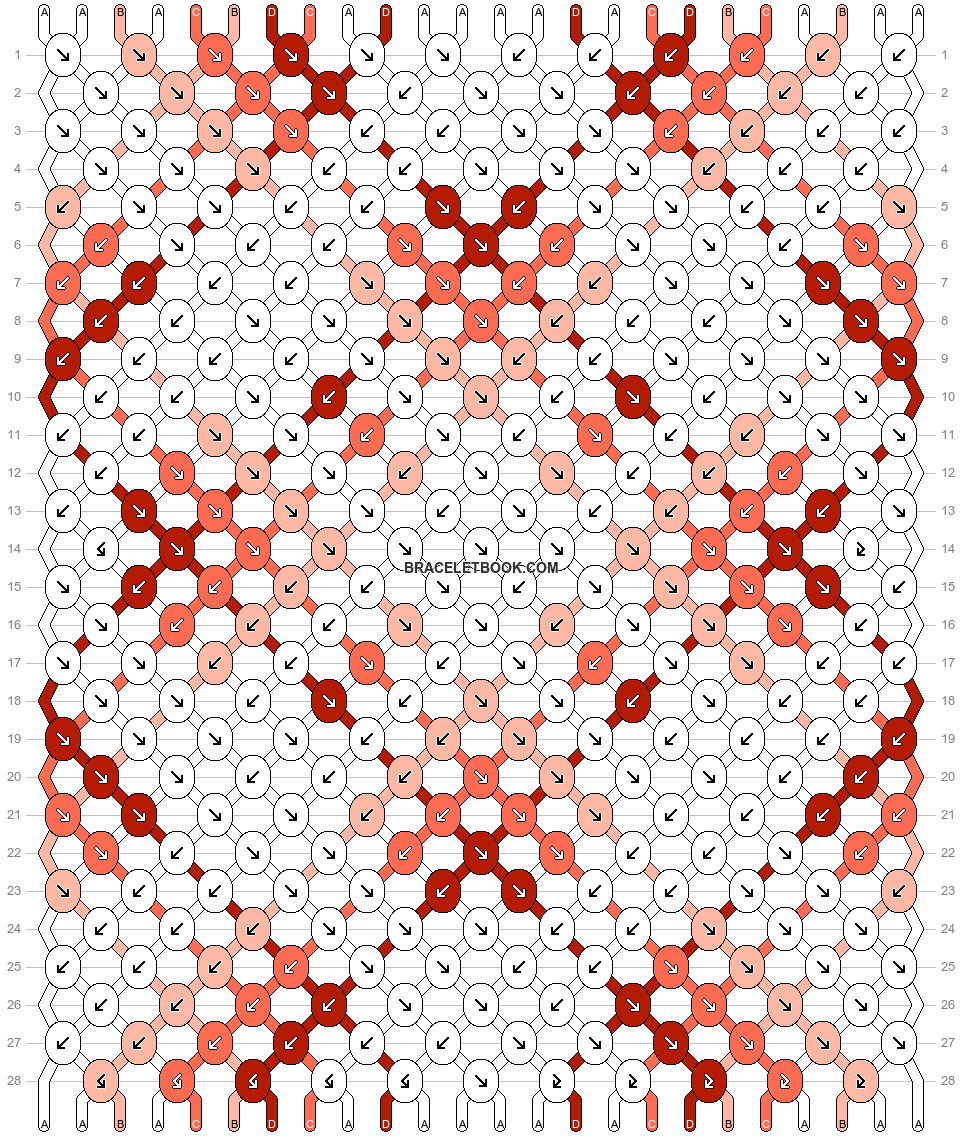 Normal pattern #36658 variation #39241 pattern