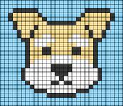 Alpha pattern #37260 variation #39384