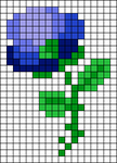 Alpha pattern #37177 variation #39416