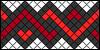 Normal pattern #10136 variation #39443