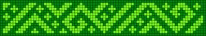 Alpha pattern #34216 variation #39491