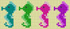 Alpha pattern #36900 variation #39590