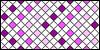 Normal pattern #37282 variation #39682