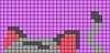 Alpha pattern #34270 variation #39830