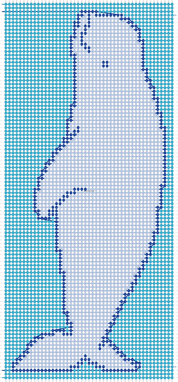 Alpha pattern #37011 variation #39916 pattern