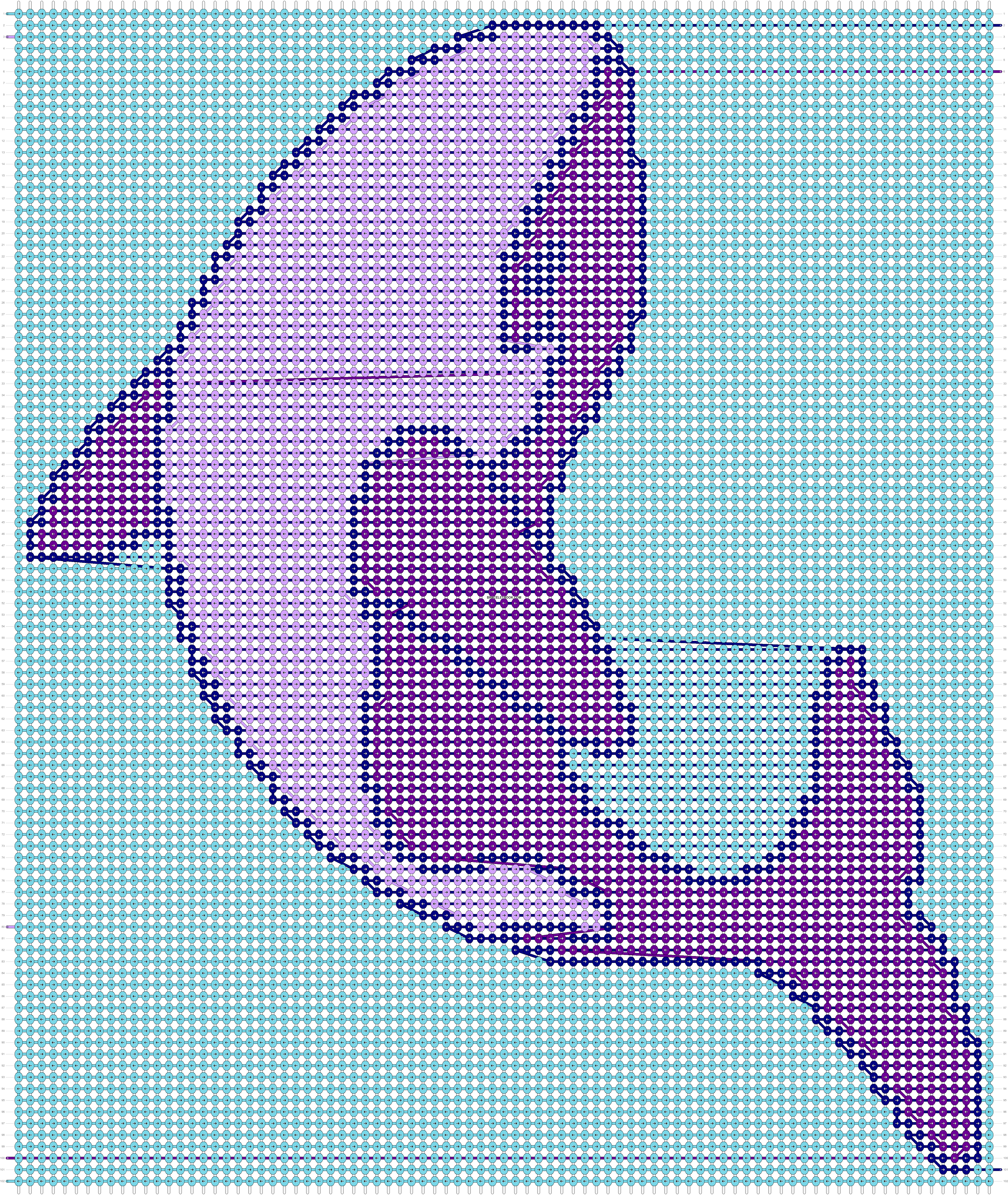 Alpha pattern #37363 variation #39919 pattern