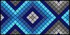 Normal pattern #33896 variation #40110