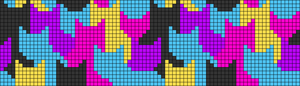 Alpha pattern #24045 variation #40125