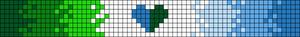 Alpha pattern #29179 variation #40259