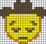 Alpha pattern #26940 variation #40296