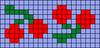 Alpha pattern #37541 variation #40421
