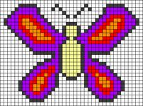 Alpha pattern #37549 variation #40443