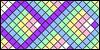 Normal pattern #36181 variation #40459
