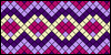 Normal pattern #36809 variation #40537