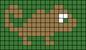 Alpha pattern #21683 variation #40685
