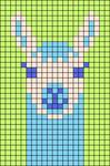 Alpha pattern #37254 variation #40767