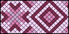 Normal pattern #32407 variation #40801