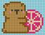 Alpha pattern #28619 variation #40824