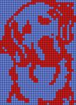 Alpha pattern #36618 variation #40943