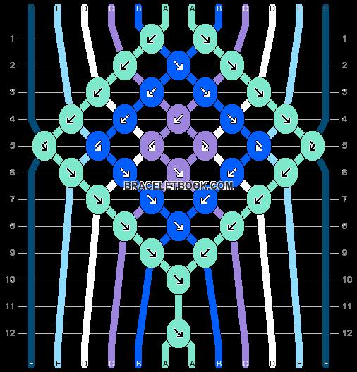 Normal pattern #34952 variation #40953 pattern