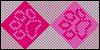 Normal pattern #37544 variation #40954