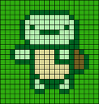 Alpha pattern #34881 variation #40972