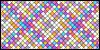 Normal pattern #7020 variation #41087