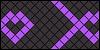 Normal pattern #37657 variation #41133