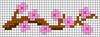 Alpha pattern #26941 variation #41183