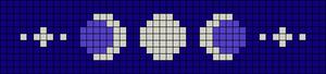 Alpha pattern #37640 variation #41186