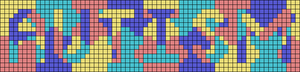 Alpha pattern #5483 variation #41189