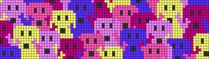 Alpha pattern #36022 variation #41211