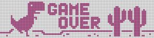 Alpha pattern #20301 variation #41252