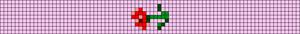 Alpha pattern #37663 variation #41286