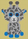 Alpha pattern #37678 variation #41301