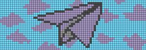 Alpha pattern #37750 variation #41382
