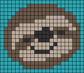 Alpha pattern #36707 variation #41383