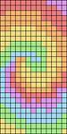 Alpha pattern #31521 variation #41401