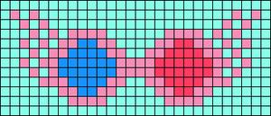 Alpha pattern #30753 variation #41410