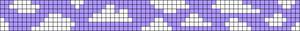 Alpha pattern #1654 variation #41449