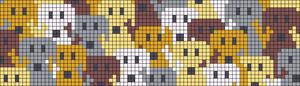 Alpha pattern #36022 variation #41551