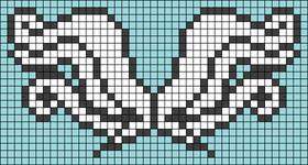Alpha pattern #10332 variation #41556
