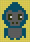 Alpha pattern #37857 variation #41653