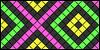 Normal pattern #10987 variation #41675