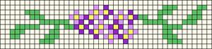 Alpha pattern #36723 variation #41694
